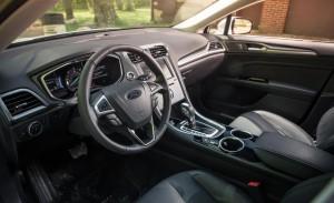 '14 Energi steering wheel