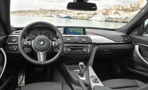 '14 GT interior shot