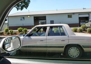 K Car driver pic