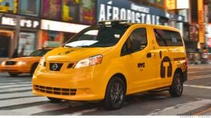 '14 NV taxi 2