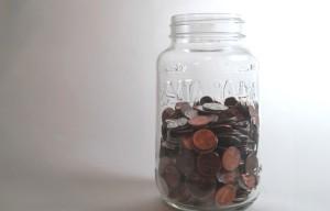 jar pennies