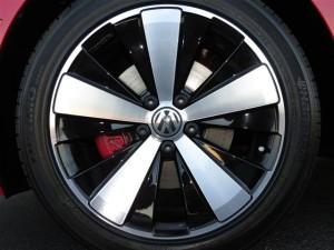'14 Beetle 19 inch wheels