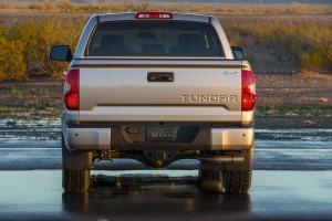 '14 Tundra back view