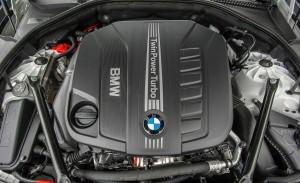 '14 X5 diesel engine