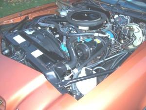 '80 Camaro engine