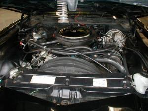 '80 Z28 engine