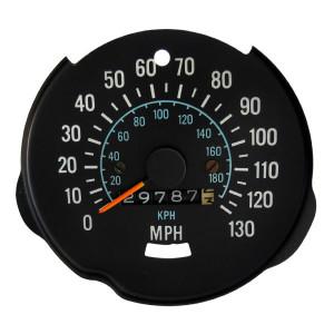 Camaro speedo 1