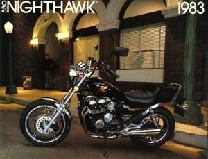 Nighthawk ad