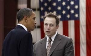 Tesla & Obama pic