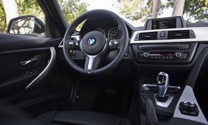 '14 328d interior shot
