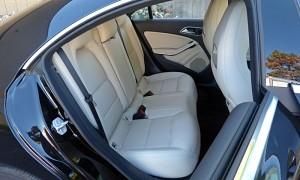 '14 CLA back seats pic