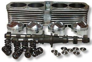 Kz engine kit pics