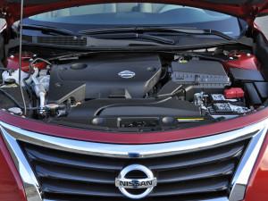 '14 Altima 2.5 engine