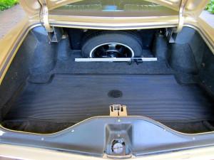 '70 Cadillac trunk pic