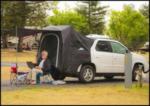 Aztek camping
