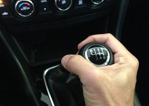 '14 3 manual transmission