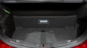 '14 Fusion hybrid trunk