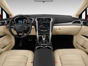 '14 Fusion interior 1