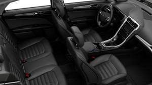 '14 Fusion interior wide