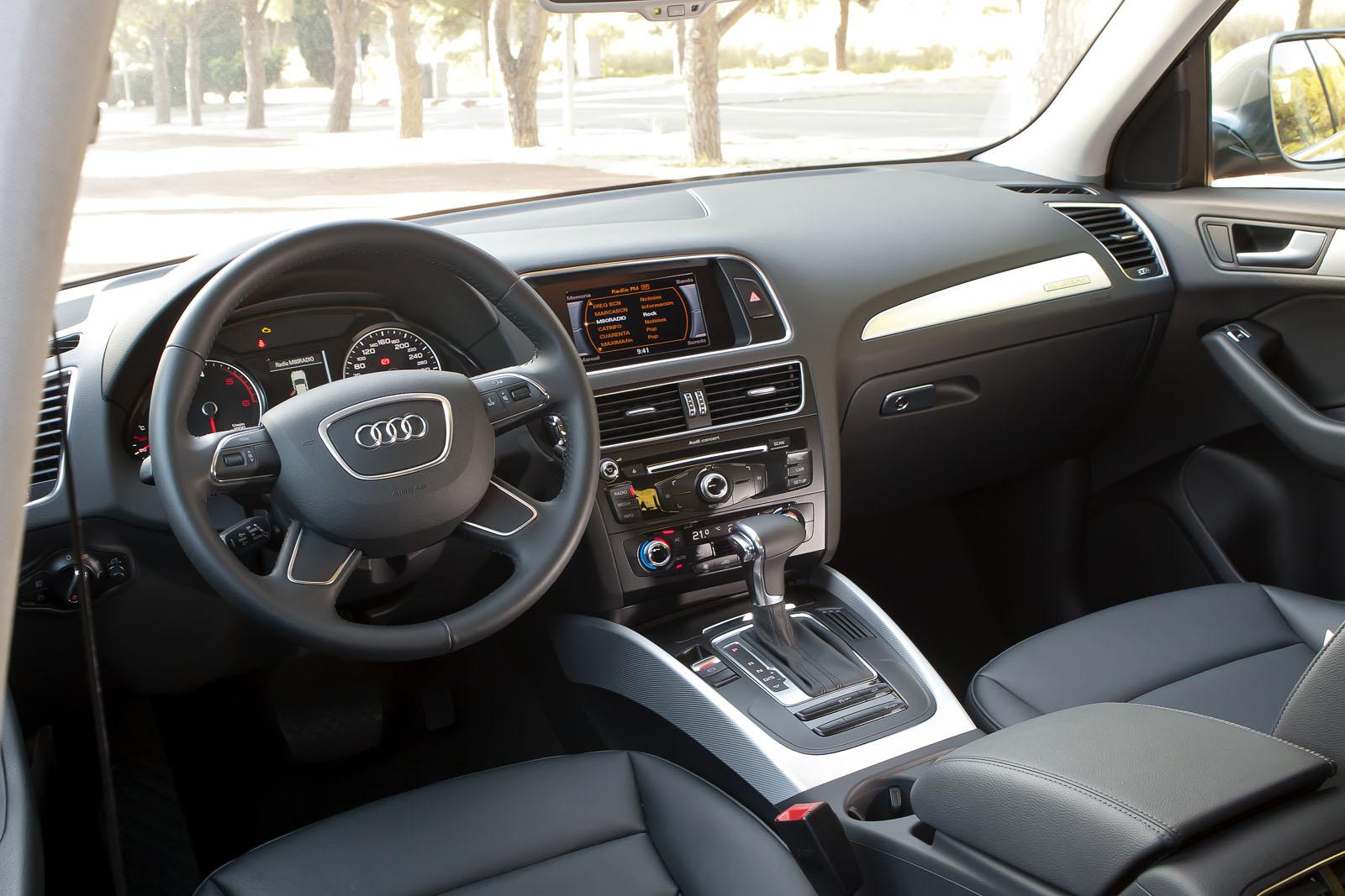 2014 Audi Q5 TDI Review: Car Reviews