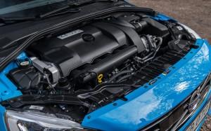 '15 V60 T6 engine pic