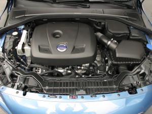 '15 V60 engine