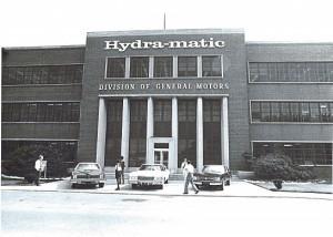 GM hydramatic