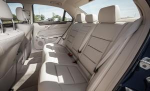 '14 E250 back seats