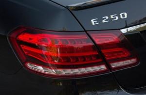 '14 E250 badge