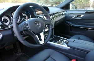 '14 E250 interior