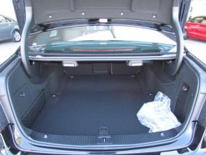 '14 E250 trunk