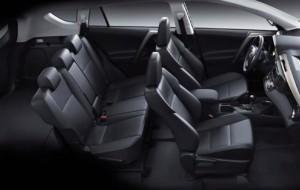 '14 RAV interior 1