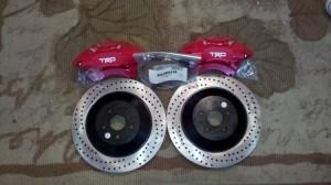 '14 TC brake package