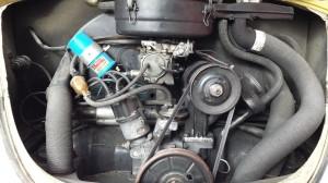 '70 Beetle engine