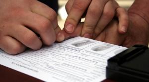 fingerprint lead