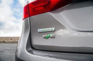 '14 Fiesta Ecoboost badge