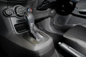 '14 Fiesta automatic