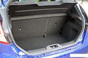 '14 Fiesta trunk