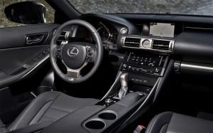 '14 IS 350 interior 1