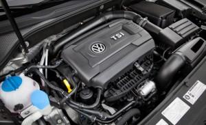 '14 VW 1.8 engine