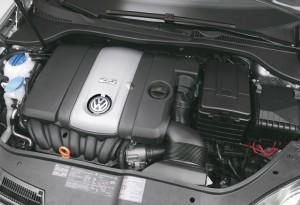 '14 VW 2.5 engine 1