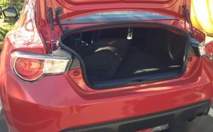'15 FR-S trunk