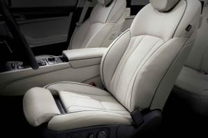 '15 Genesis front seats