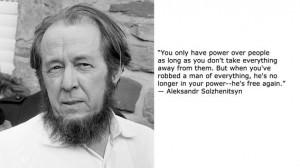 solzenitsyn quote