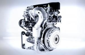 '14 Fiesta engine cutaway
