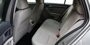 '14 Golf back seats