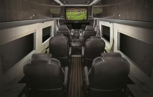 '15 Sprinter jitney