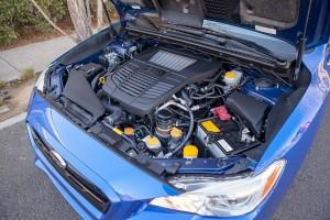 '15 WRX engine 1