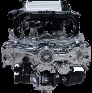 '15 WRX engine detail