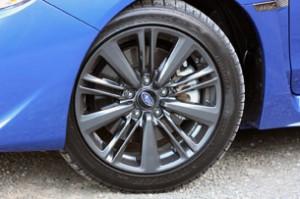 '15 WRX wheel 1